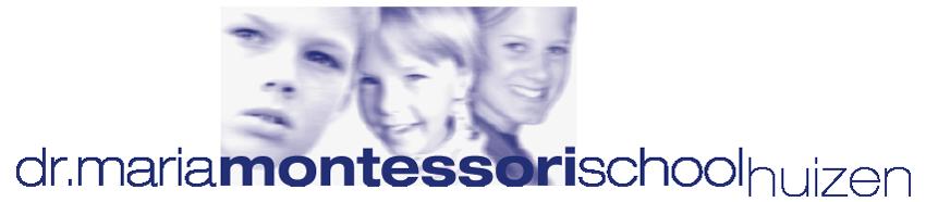 Dr. Maria Montessorischool Retina Logo